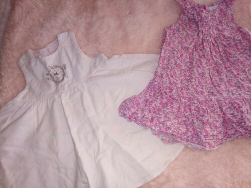 Lot robe baby dior 18 mois