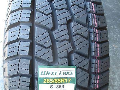 4 New 26565R17 Westlake SL369 Tires 65 17 R17 2656517 AT All Terrain AT 500AA