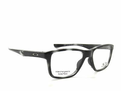 Oakley Trim Plane 8107-04  53 Polished Grey Tortoise eyeglasses Clearance