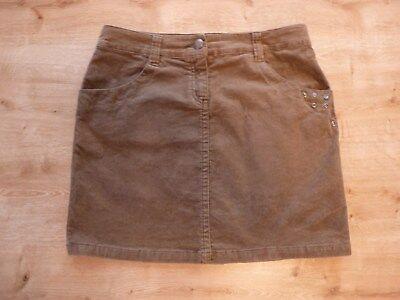 Tom Tailor Rock NEU Größe 176 XS Cordrock für junge Damen TOP braun Kindergröße - Cord Rock Kinder