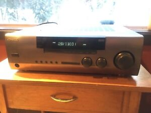 Kenwood stereo receiver amplifier