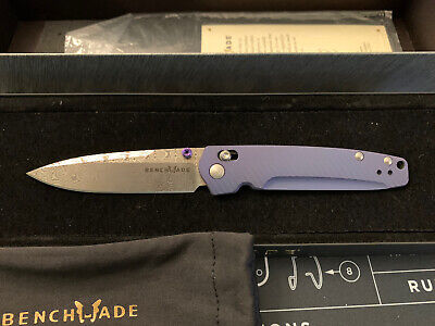 Benchmade 485-171 Valet Gold Class #634 — New