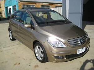 2006 Mercedes-Benz B200 Hatchback AUTO LEATHER/SUNROOF A1 Heidelberg Heights Banyule Area Preview