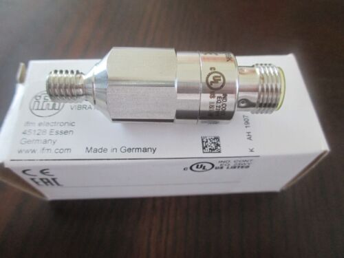 IFM VSA001 Accelerometer Vibration Sensor