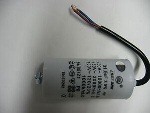 Condensateur 31 5 uf