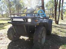 2002 polaris magnum 500 hds Jimboomba Logan Area Preview