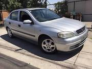 2001 Holden Astra CD TS Auto Sedan REGO AND RWC INCLUDED! Moorabbin Kingston Area Preview