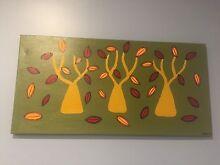 African canvas art Wattle Grove Kalamunda Area Preview