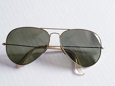 Ray-Ban RB3025 001/M4 Aviator Polarized sunglasses 🔸️Cristal Green Gold Mirror (Ray Ban Aviator Green Mirror Polarized)