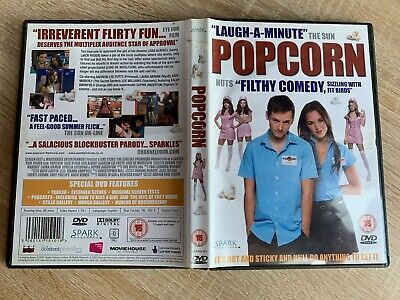 Popcorn [2006] [DVD], Andrew Lee Potts, Layke Anderson, Kate Maberly - B13BMR