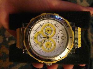 K & Bros Ice TIme watch - Brand new