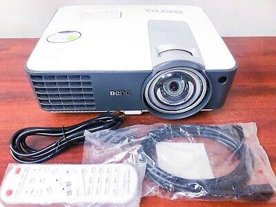 BenQ MX819ST 1080p/60 Short-Throw HDMI Projector 3000 LUMEN,3D, RATIO:0.61:1