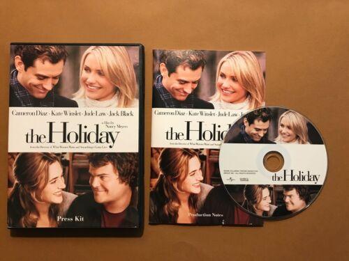 The Holiday (2006) | CD-ROM Digital Movie Press Kit + Booklet