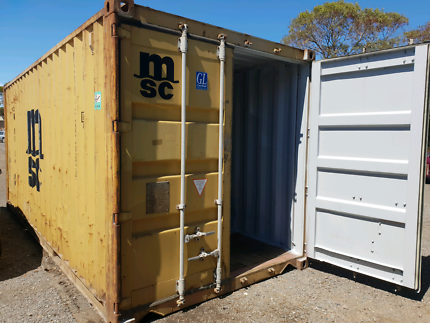 Shipping container Aldinga Beach Morphett Vale Area Preview