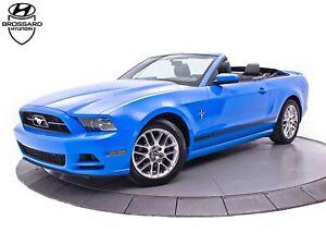 2013 Ford Mustang V6 Prem. CUIR BAS KILO