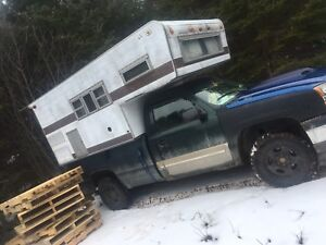 Camper and trailer towing
