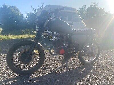 Mz 125cc etz 2stroke