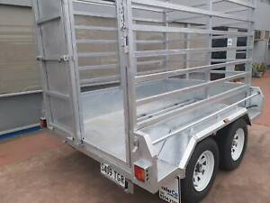 Heavy Duty 8x5 Stock Trailer Hindmarsh Charles Sturt Area Preview