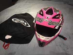 ZOX Helmet.  Size XXS comes with bag.