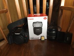 Canon T2i Rebel for sale.