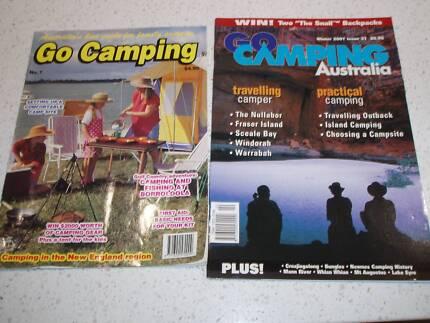 Camping magazines