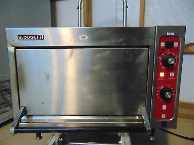 Blodgett Pizza Oven With 2 Stones Type 1401 208V-18Amps-1PH-Works Good_SR289