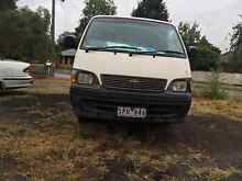 2003 toyota hiace Ivanhoe Banyule Area Preview