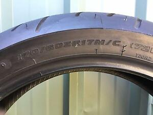 Motorcycle Tyre Seaton Charles Sturt Area Preview