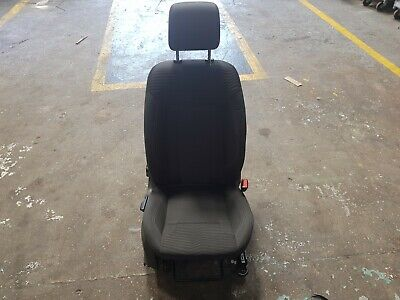 Ford Fiesta MK7 5 Door O/S (Driver) Front Cloth Seat