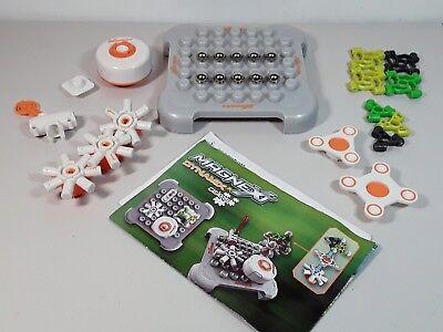 25 PC MEGA BLOKS MAGNEXT DYNAMIX #29301 GEARS & ELEKTRONIX MAGNETIC BUILDING TOY - Magnext Dynamix Gears