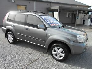 2006 Nissan X-Trail ST (4x4) Klemzig Port Adelaide Area Preview