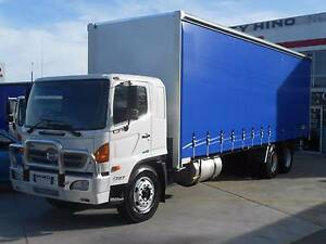 2009 Hino GH 500 Series 6x2 ** 14 Pallet Taut ** Old Guildford Fairfield Area Preview