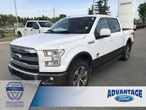 2016 Ford F-150 King Ranch One Owner - New Tires