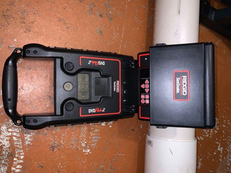 "Ridgid 32673 DVDPak 115 Volt 5.7"" LCD Monitor Only"