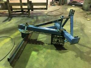3PL BERENDS adjustable rear tractor grader blade[76] Wamuran Caboolture Area Preview