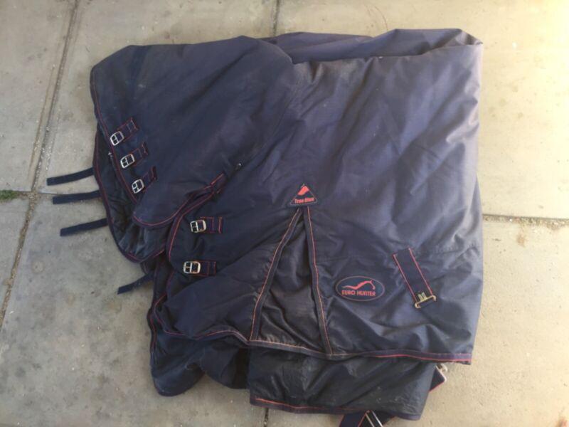 Assorted horse rugs...grab a bargain!  e11e439a8d37c