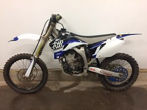 2009 yz250f trade or cash