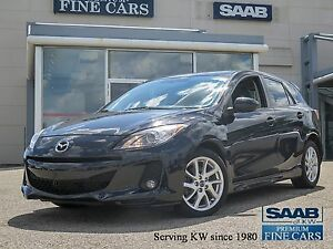 2013 Mazda Mazda3 SPORT GT Navi/Leather seats/Power Sunroof