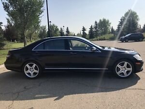 Mercedes S550 AMG - Great Condition
