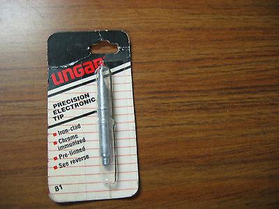 Ungar 81 Soldering Tips