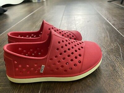 Toms Toddler Water Shoes 8c Red