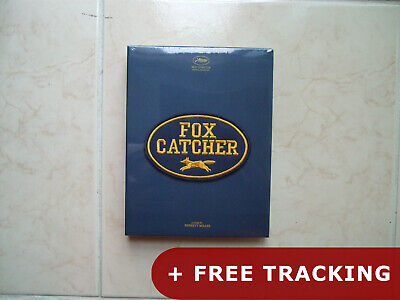 Foxcatcher .Blu-ray Steelbook Limited Edition Type A / Plain Archive