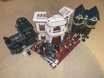 Lego Harry Potter 10217 Diagon Alley w/o box