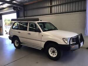 2002 Toyota Land Cruiser 100 Series 4.2 DIESEL