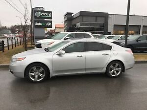 2012 Acura TL w/Tech Pkg CUIR TOIT OUVRANT NAVIGATION  CAMERA RE