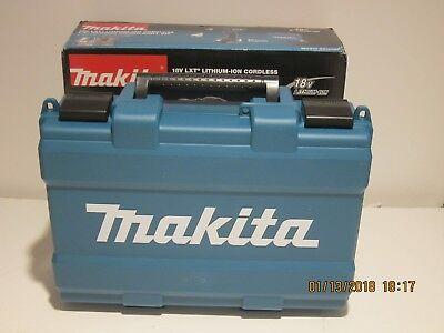- Makita-XPH102-18V-LXT-LiIon-1/2-in-Hammer-Driver-Drill-KIT-F/SHIP-EMPTY CASE&BOX