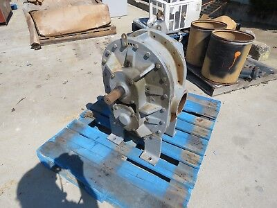 Sutorbilt 4 Gahhapa Rotary Lobe Blower 8hp Used