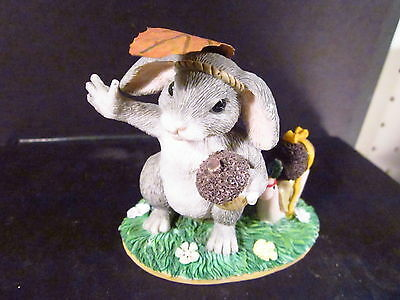 Charming Tails Silvestri INDIAN IMPOSTER Binky Rabbit Snail  87/446 for sale  Shipping to Canada