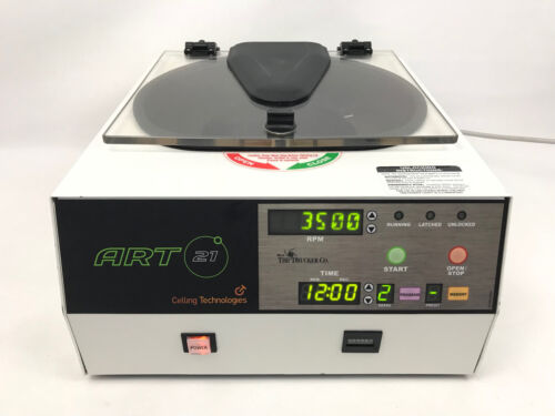 Drucker 755VES 12-24 Tube Rotor Programmable Biomet Centrifuge WORKS PERFECTLY