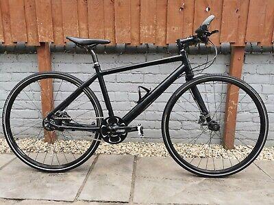 Cannondale Lefty Bad Boy Hybrid Bike 18inch/Medium frame 700c wheels £500